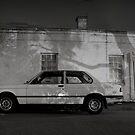 helga at night by Andre Gascoigne