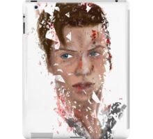 Andy Sixx(Black Veil Brides) Digital Drawing Abstract Color Version iPad Case/Skin