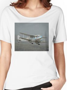 Dragon Rapide @ Albion Park Airshow 2008 Women's Relaxed Fit T-Shirt