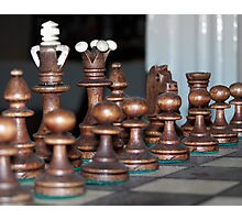 Your move... Photographic Print