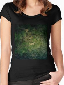 Pine Branch 4 Women's Fitted Scoop T-Shirt