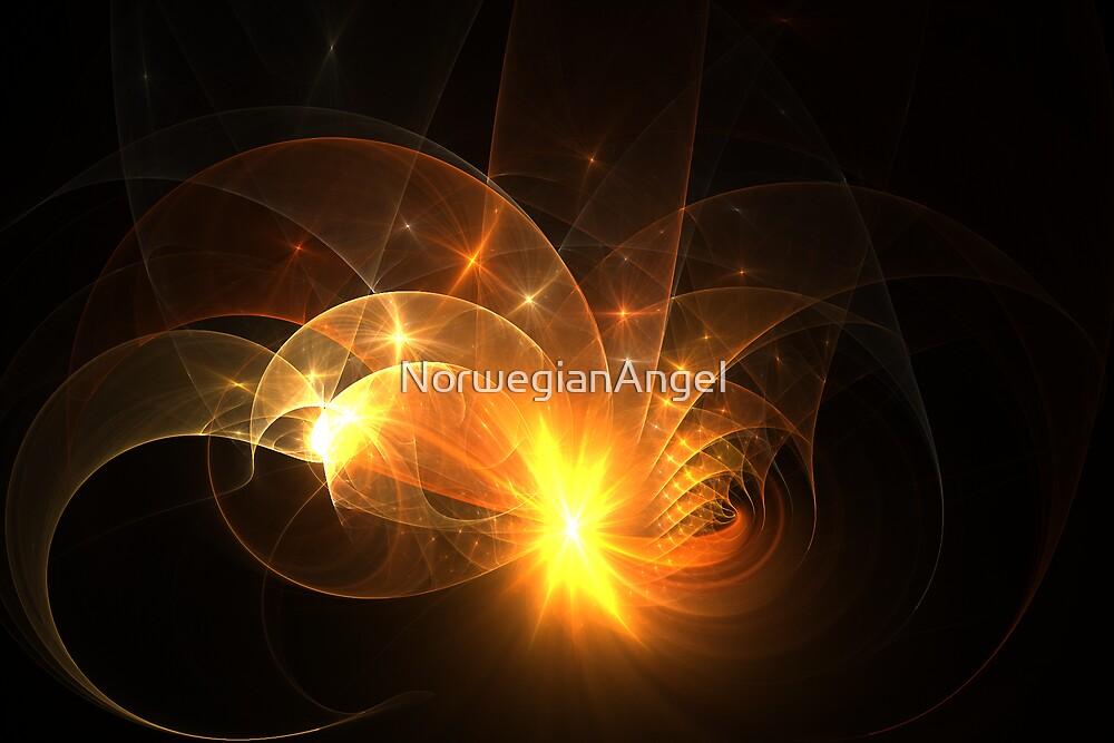 Sunrays by NorwegianAngel
