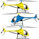 elicopter by 2piu2design