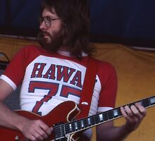 Graham Goble of Little River Band, 1977 by muz2142