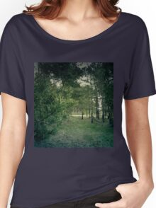 Pine Forest 4 Women's Relaxed Fit T-Shirt