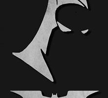 Minimalist Batman by Lazard