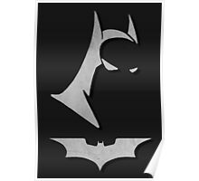 Minimalist Batman Poster