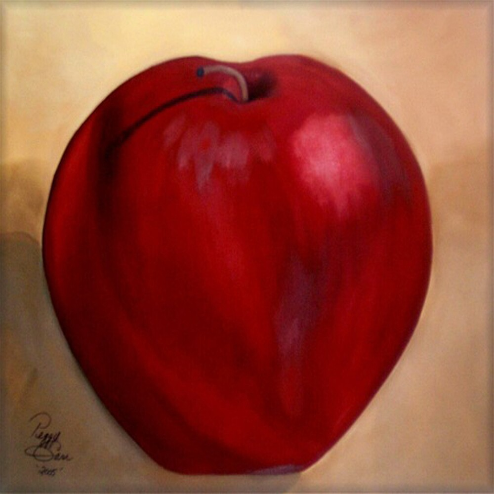 The Big Apple by Peggy Garr