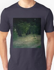 Retro Pine Forest 6 T-Shirt