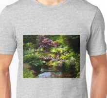 Beautiful perfect garden landscape Unisex T-Shirt