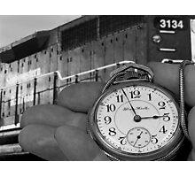 """""""2:57"""" Photographic Print"""
