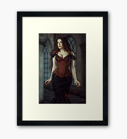 Witchy Framed Print