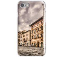 Todi Town Square iPhone Case/Skin
