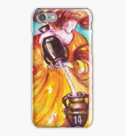 TAROTS OF THE LOST SHADOWS / THE TEMPERANCE iPhone Case/Skin