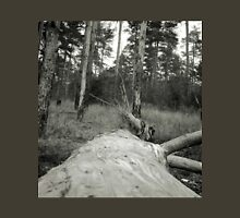 Vintage Photo of Pine Forest 4 Unisex T-Shirt