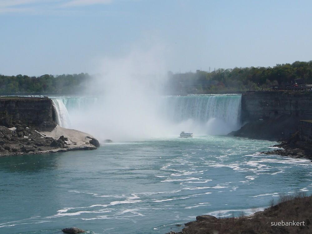Niagara Falls 2 by suebankert