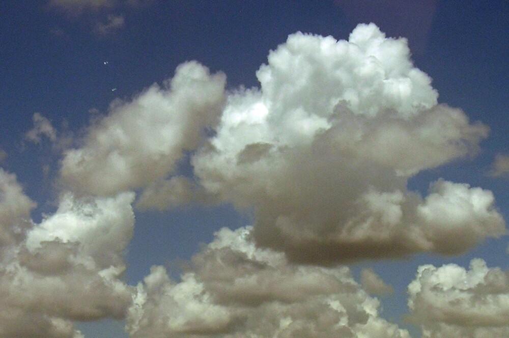 Clouds by Erika Benoit