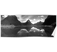 Milford Sound - Fiordland NZ Poster