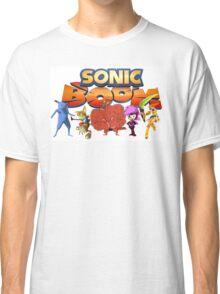 Sonic Boom Parody T-Shirt Classic T-Shirt