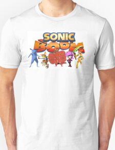 Sonic Boom Parody T-Shirt T-Shirt