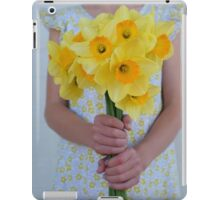 sweet spring iPad Case/Skin