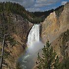 Yellowstone Falls by CraigL