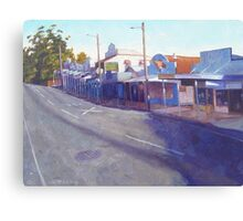 Early Light - Cambridge Parade Manly Metal Print