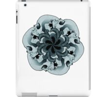 Tessellate and Decay iPad Case/Skin