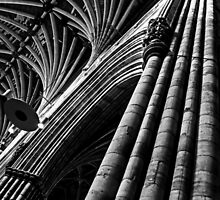 Exeter Cathedral (1) by eddiechui