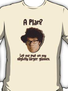 Moss' Plan T-Shirt