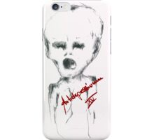 Antidepressivum XV title iPhone Case/Skin