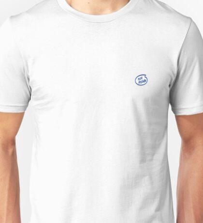 NSA inside logo Unisex T-Shirt