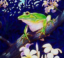 Perfumed Perch by Cary McAulay