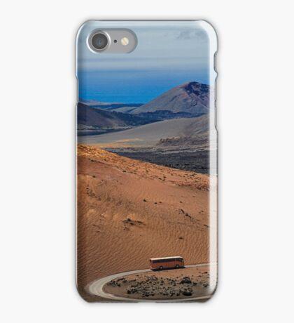 Timanfaya National Park iPhone Case/Skin