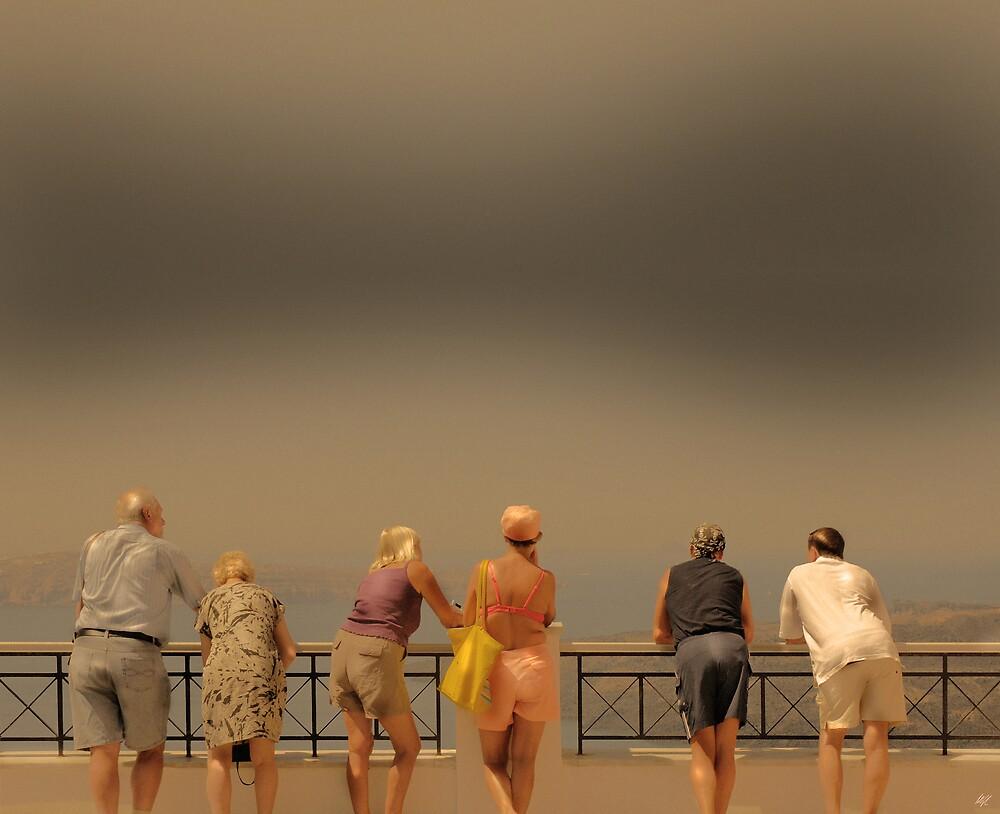The Tourists by Paul Vanzella