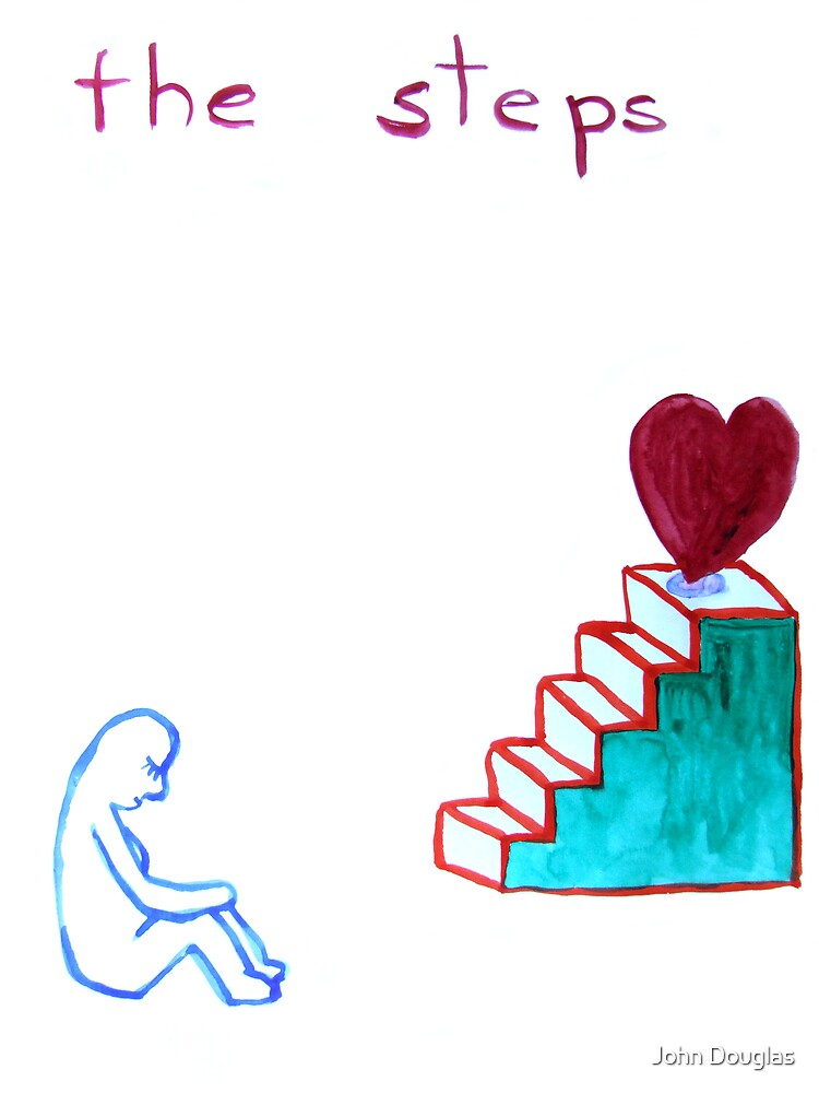 The Steps by John Douglas