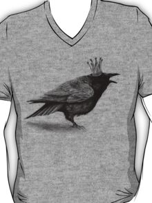 Crow in crown T-Shirt