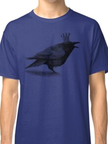 Crow in crown Classic T-Shirt