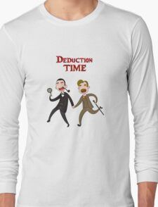 Deduction Time Long Sleeve T-Shirt
