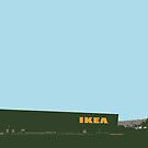 ikea highway by Yuval Fogelson