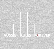 Aussie Rules Forever One Piece - Long Sleeve