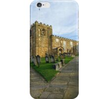 Church Of St Mary iPhone Case/Skin