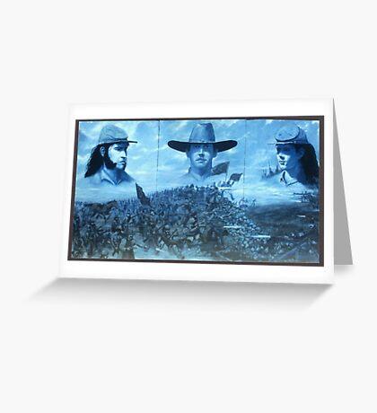 Gettysburg Greeting Card