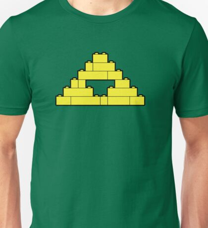 A Brick to the Past Unisex T-Shirt
