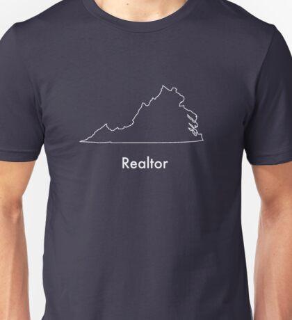 Virginia (VA) Realtor Pride Unisex T-Shirt