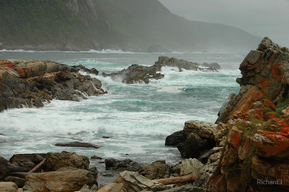 Storms River Bay South Africa by Richard3