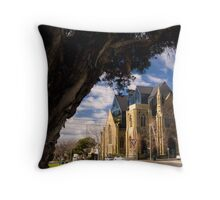 EAST MELBOURNE APARTMENTS Throw Pillow
