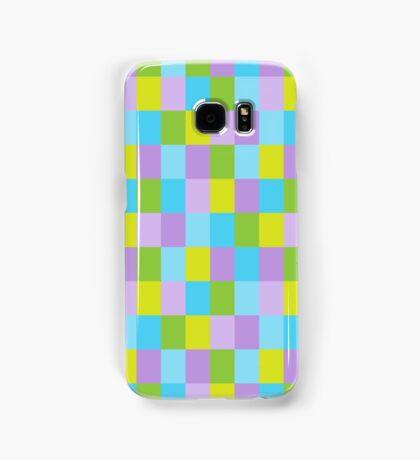 Spring Blocks Samsung Galaxy Case/Skin