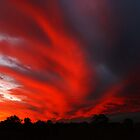 Fire Sky by Julie Just