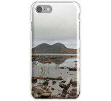 Reflections On Jordan Pond iPhone Case/Skin
